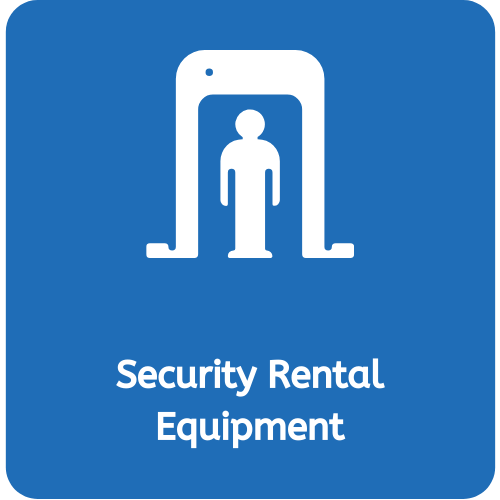 Security Rental Equipment